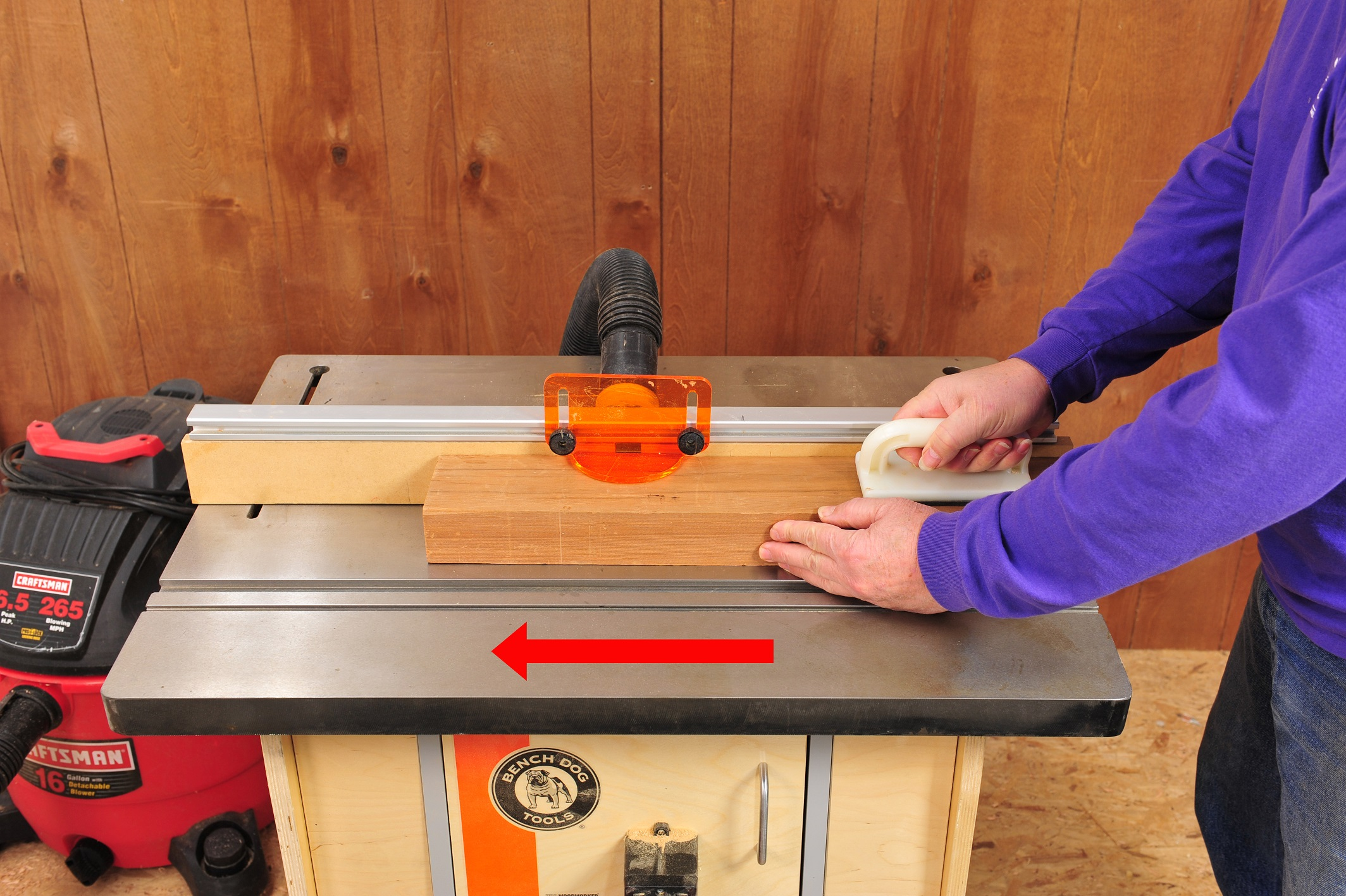 Router Table Tips 6