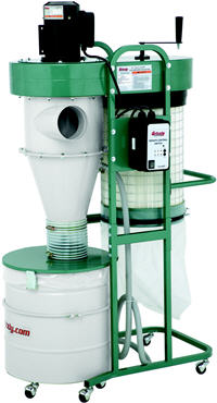 Reviewing the G0703 Cyclone Dust Collector