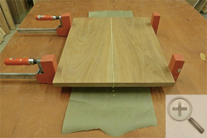 Jointing with a router