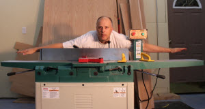 Reviewing the Grizzly 8 Inch Jointer Model 490X