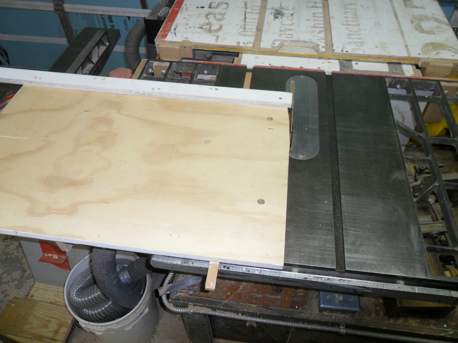 Table Saw Sleds