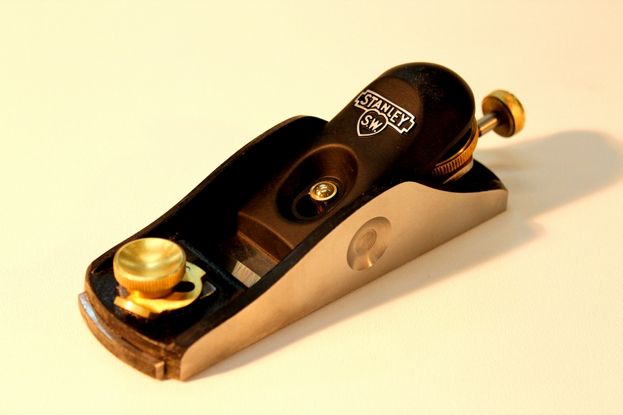 getting started with hand planesstanley sweetheart block plane