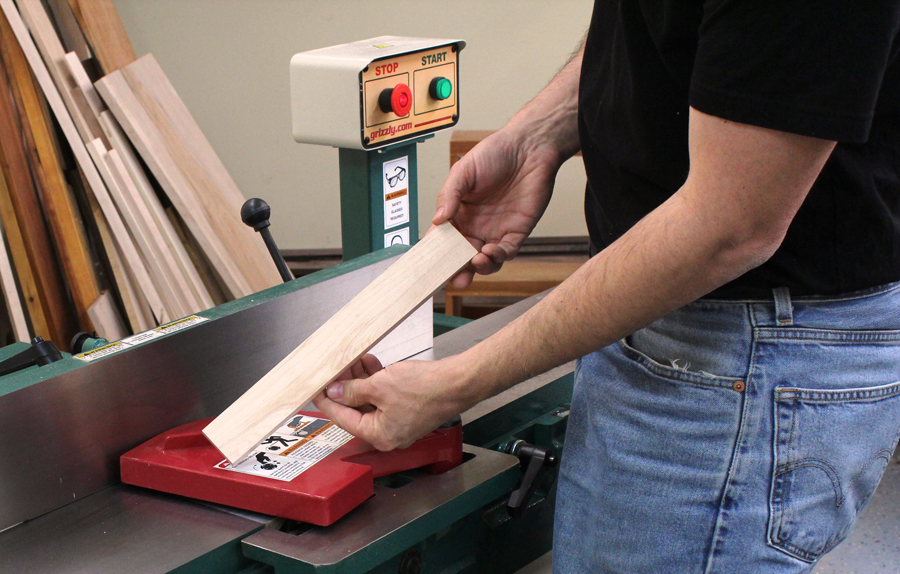 master the jointer