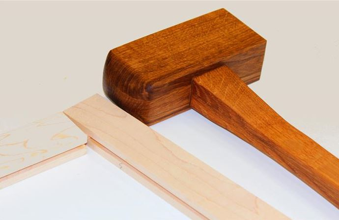 how to make a better joiners mallet