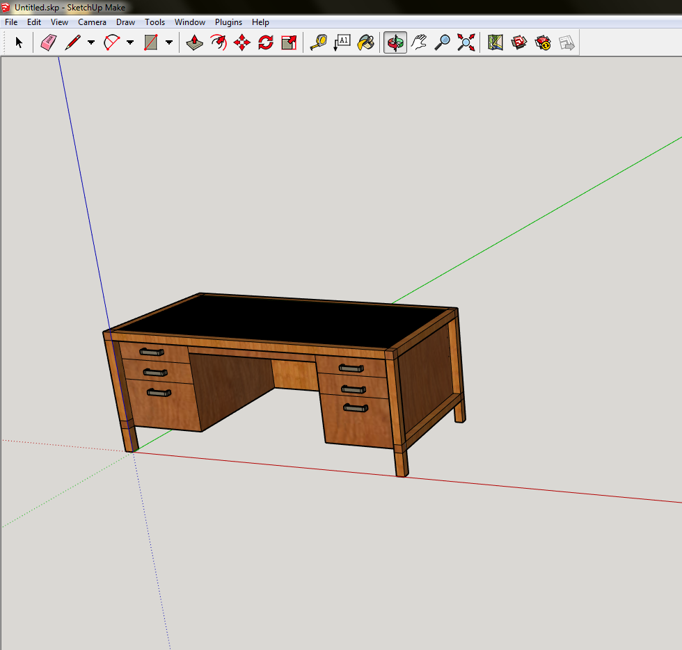 SketchUp for Woodworkers Guide - SketchUp Tutorial