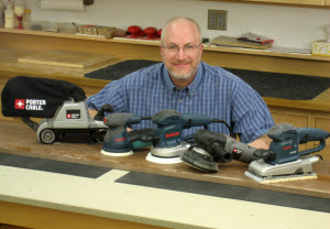 Selecting the Right Sander for Your Woodworking Projects