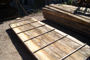 Kiln Drying Logs for Wood Flooring