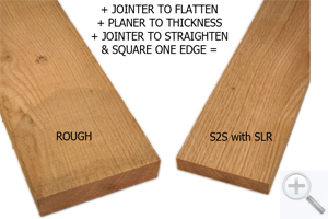 The Difference Between A Jointer And Planer Woodworkers Guild Of America