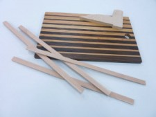 Ripping thin strips of wood