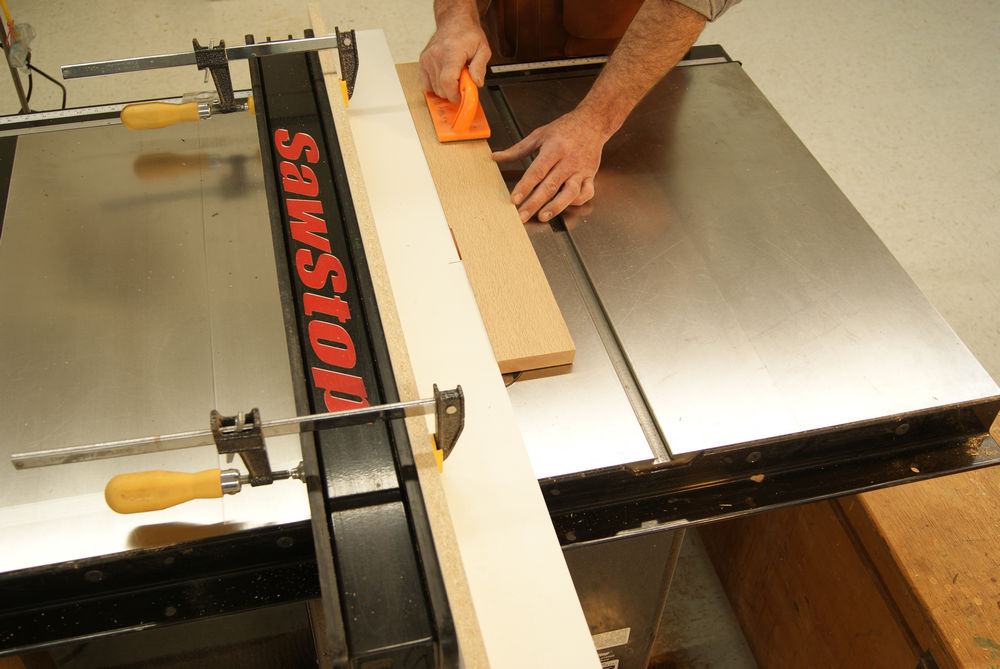 Jointing-on-a-table-saw-test-cut