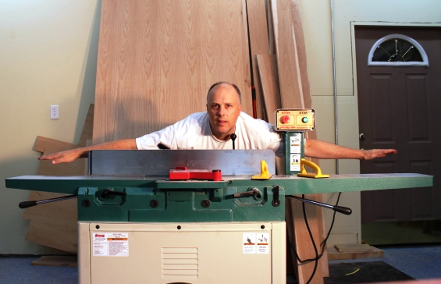 Grizzly Jointer Review