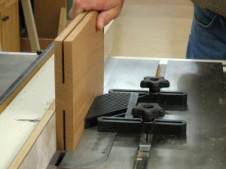 Table Saw Resawing