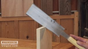 Tips for Cutting Dovetail Sockets