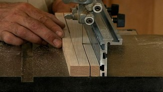 Resawing on a Bandsaw