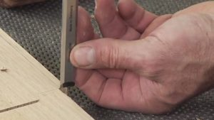 How to Square a Corner with a Chisel