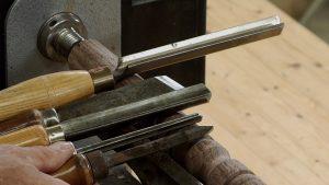 Understanding a Starter Set of Lathe Chisels