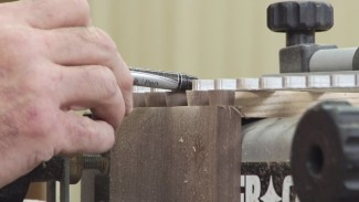 Porter Cable 4212: Tips for Great Half Blind Dovetails