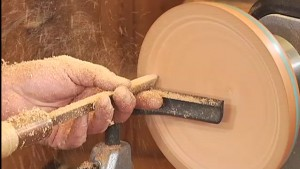 Using a Bowl Gouge
