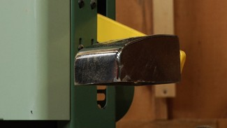 Whats the Deal with a Band Saw Foot Break?