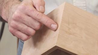 Making a Four Corner Continuous Grain Box - Part 1