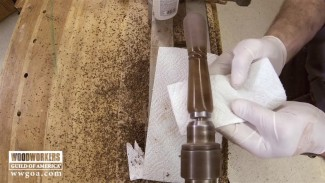 Make a Bottle Opener Handle on the Lathe - Part 2 Turn and Finish