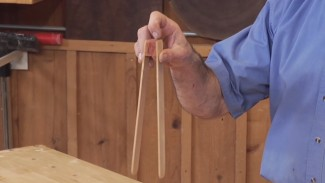 Kitchen Tongs - Simple Woodworking Projects