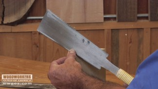 Advantages of Using a Japanese Pull Saw