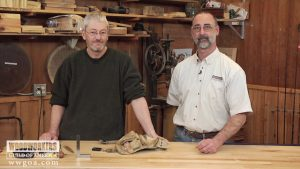Organizing Woodworking Tools with a Carpenter's Belt