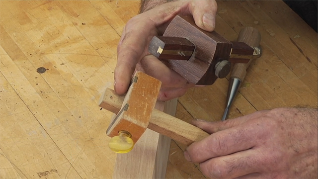 The Difference Between A Marking Gauge And A Mortise Gauge