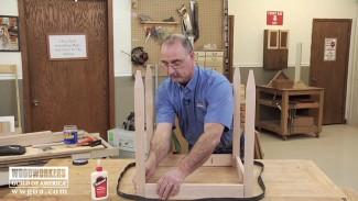 Build a Tiled Table- Part 1 Rail & Leg Assembly