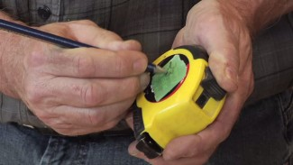 Measuring Techniques: Masking Tape Measurements