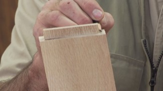 Rules for Mortise and Tenon Joinery