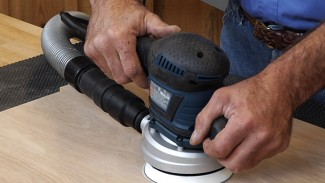 Tips for Using a Random Orbit Sander