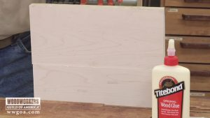 Gluing Wood using a Rub Joint