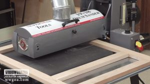 Versatility of a Surface Sander