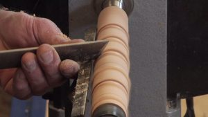 Lathe Techniques - Shearing Beads