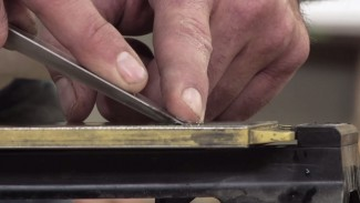 How to Sharpen a Bench Chisel: Whetstone