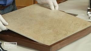Adhere Ceramic Tile to Wood