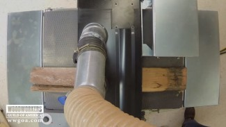 Abrasive Planing and Sanding on the SuperMax Drum Sander