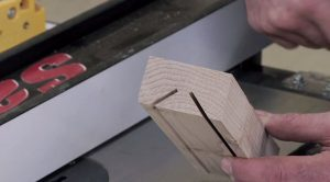 How To Make a V-Block on the Table Saw
