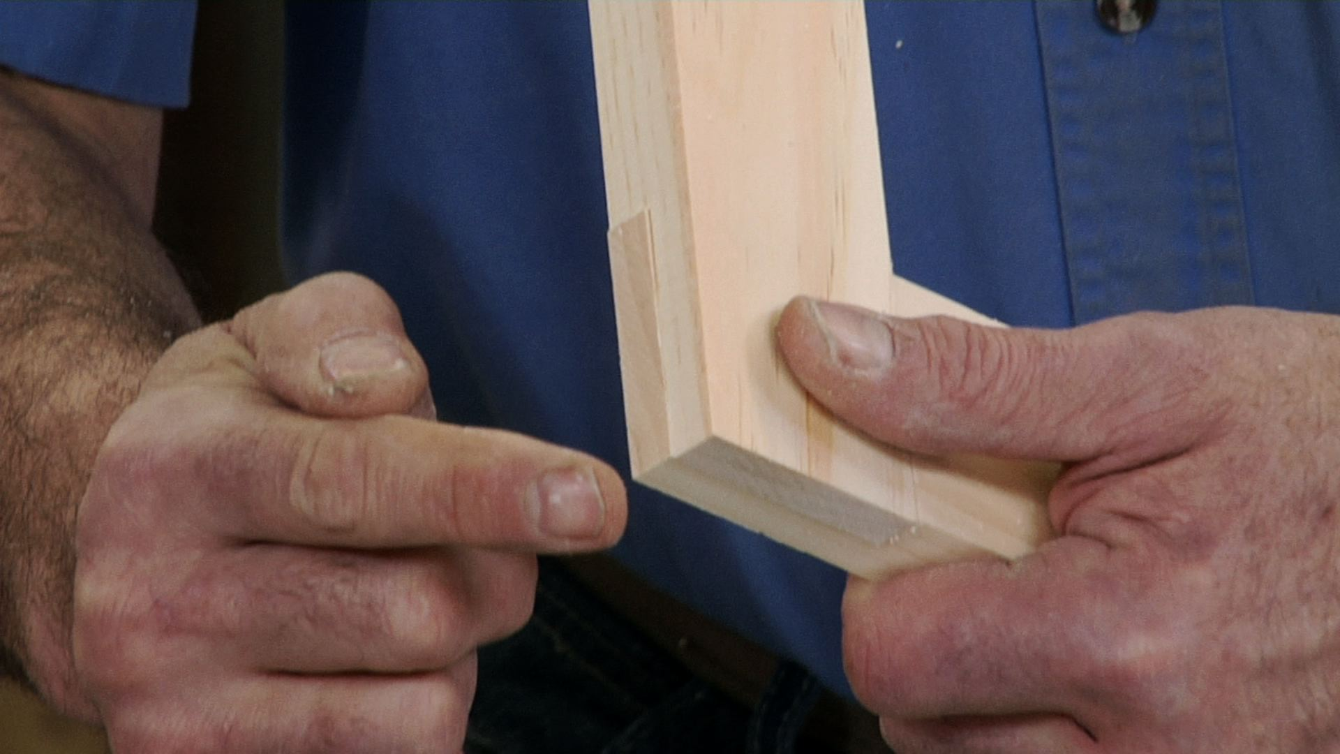 How to Make a Half Lap Joint on a Table Saw - WWGOA