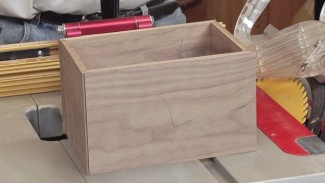 Making a Four Corner Continuous Grain Box - Part 3