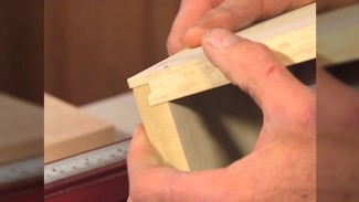 DIY Drawers: Lock-Joint