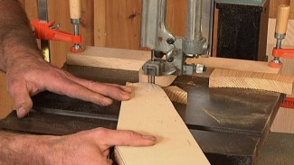 Pattern Cutting on the Bandsaw