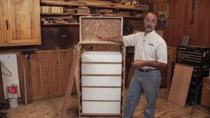 DIY Dresser: Cedar Dresser Drawer Liners
