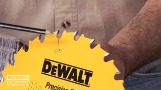 Selecting Table Saw Blades