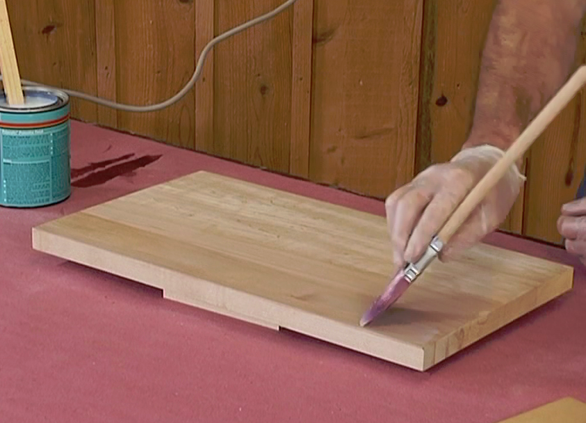 Sanding Stains And Top Coats Download Woodworkers Guild