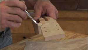 Applying Veneer
