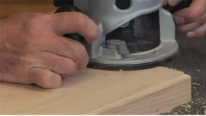 Check for Slipping Router Bit Collet