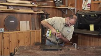Drill & Tap Cast Iron